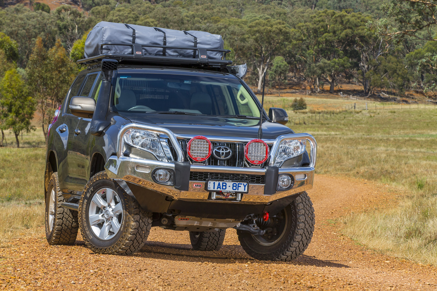 Arb Alloy Bull Bar Review Initial Thoughts 4x4 Fever