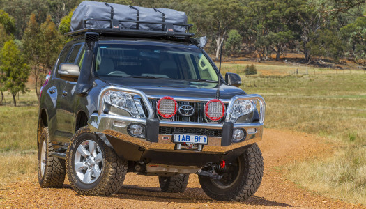 ARB Alloy Bull Bar Review – Initial Thoughts