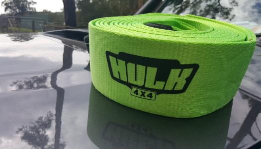 Hulk 4X4 Snatch Strap Review