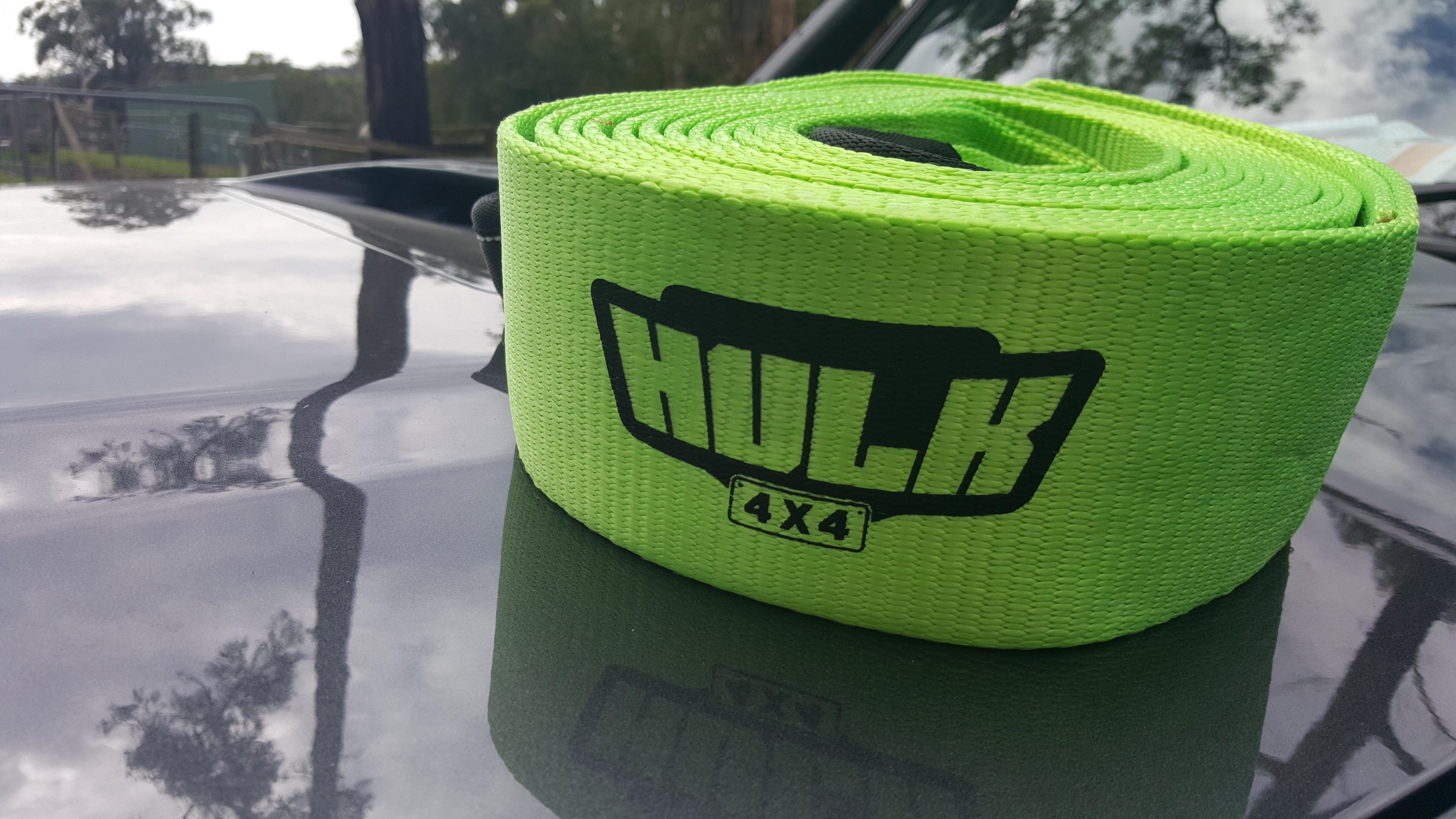 Hulk 4X4 Snatch Strap