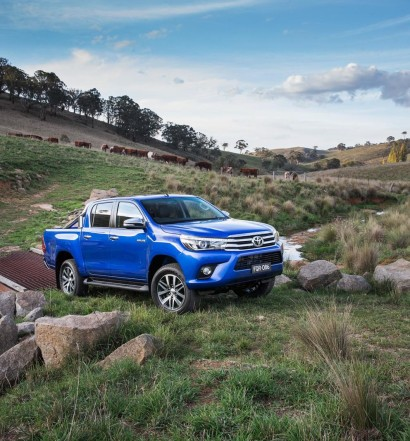 2016 Toyota Hilux 4x4