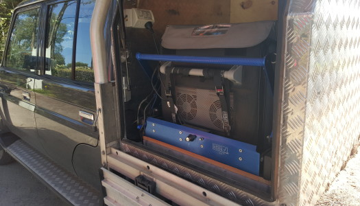 Moving from an Esky to a Fridge