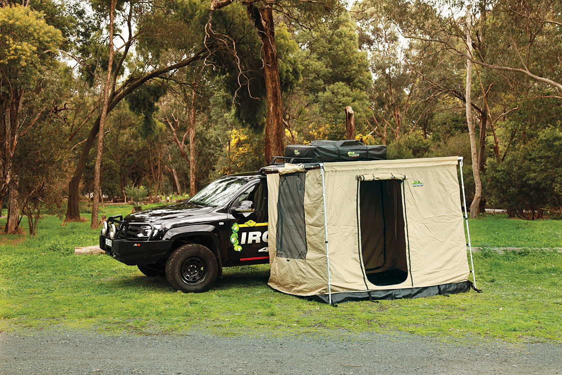 Ironman Awning & Ironman Awning Review - 4x4 Fever