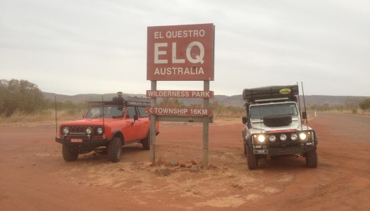 Mike Irving: Rovers, Wrenches and The WA Outback