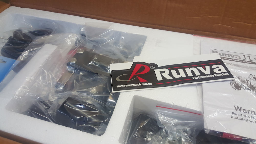 Runva Winch Review - From the perspective of real customer
