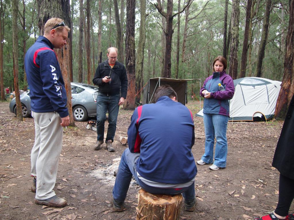 Bunyip Camping