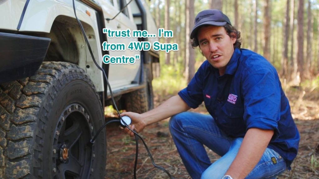 4WD Supa Centre: How they lie to you - 4x4 Fever