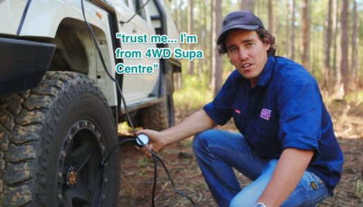 4WD Supa Centre: How they lie to you